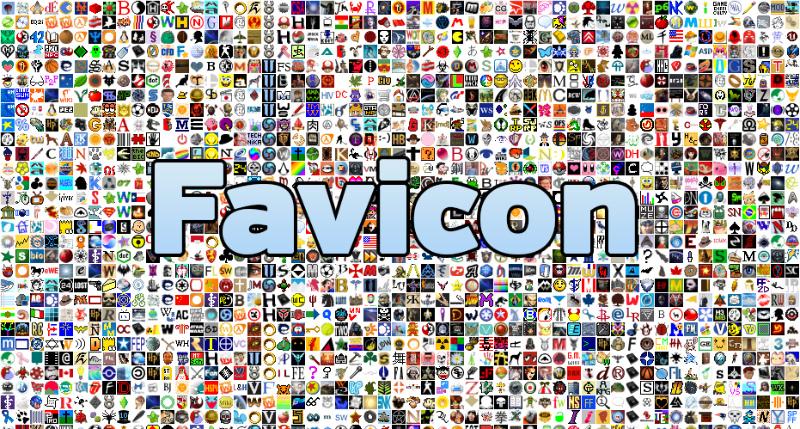 Как сделать favicon для сайта узнаваемость