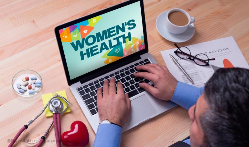 Изюминка в женском сайте подача материала