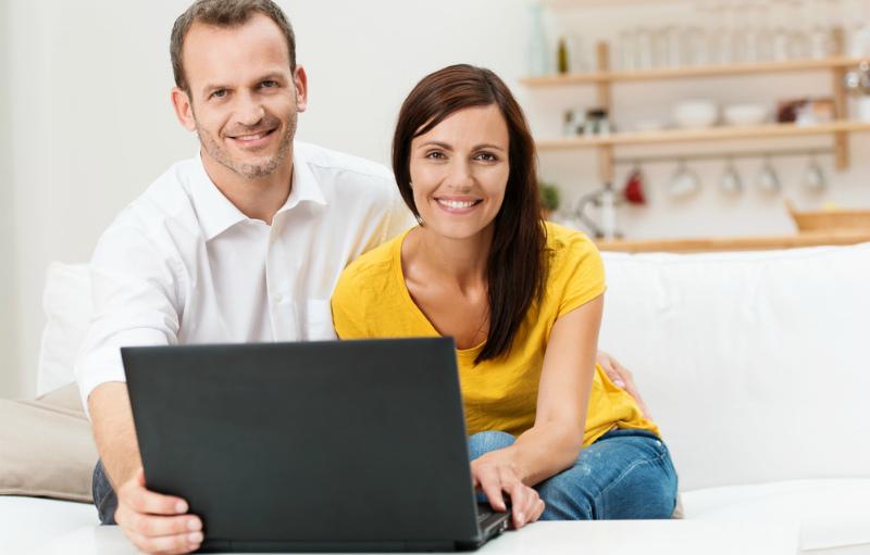 Муж и компьютер интернет