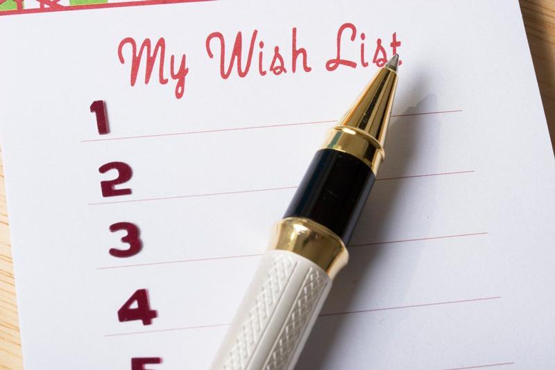 Составляем wish-лист для сайта мечты