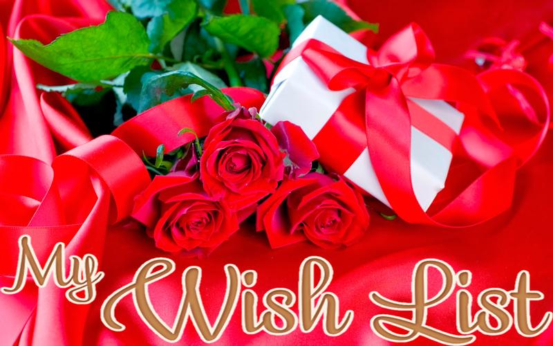Составляем wish-лист для сайта советы